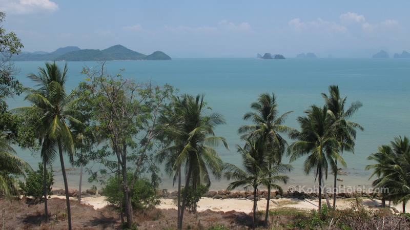 ocean views from koh yao yai