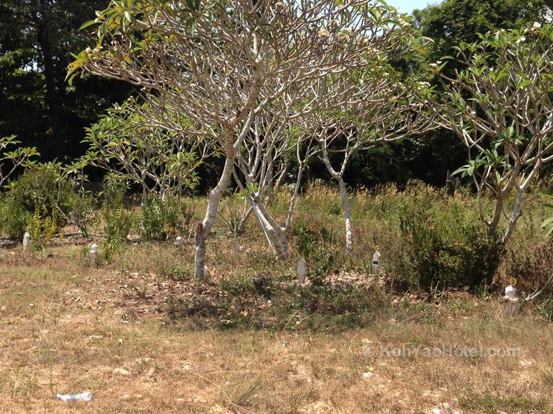 burial site on koh yao yai
