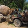 local builders truck koh yao yai