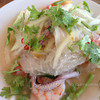 yam seafood in thiw son beach resort koh yao yai