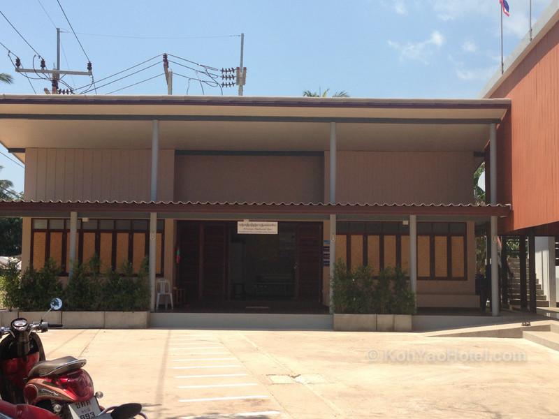 prunai health hospital koh yao yai