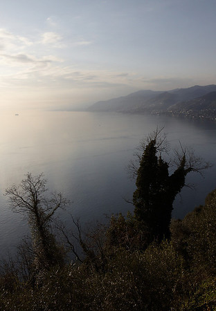 View from San Rocco, Italy