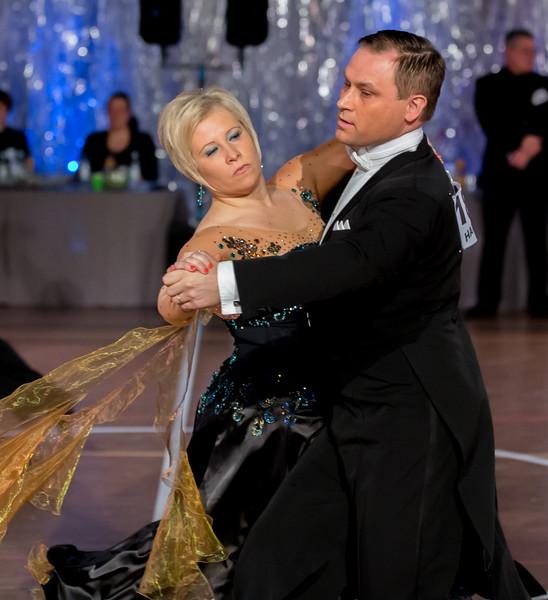 Sampsa Lindberg, Katja Lindberg Nick's Dance Sport, Lahti. Ystävänpäivän GB-kilpailut