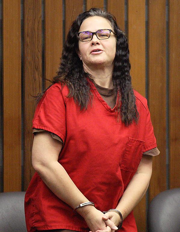 . James Kohut\'s former nurse--Rashel Brandon--is charged with eight felonies involving the rape of children.  (Dan  Coyro -- Santa Cruz Sentinel)