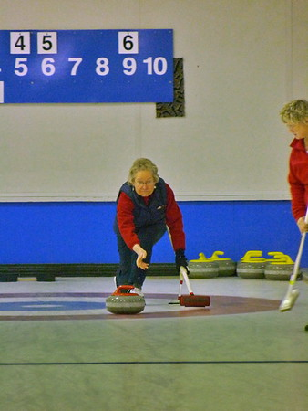 Marcia Nelson - Curling Club