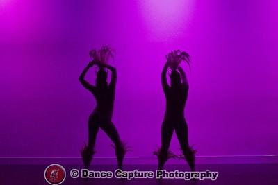 Becky & Louise - Samba