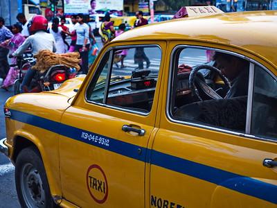 Kolkata cab