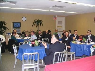 Chicago and Toronto Kollel Launch Dinner 2010