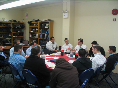 Chicago and Toronto Kollel Launch Lunch
