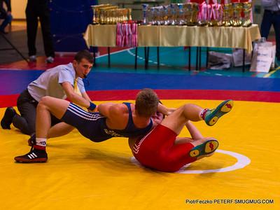 FreeStyle International Wrestling Cup Krasnik november 2014 Part 2