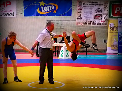 FreeStyle International Wrestling Cup Krasnik november 2014 Part 0
