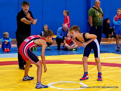 FreeStyle Wrestling Children Regional Championships Cracow Pradniczanka october 2016