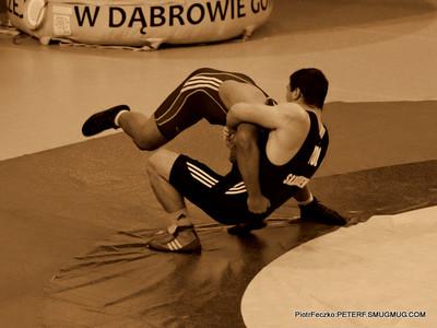 FreeStyle Wrestling International FILA Tournament Ziolkowski august 2014 Dabrowa Gornicza