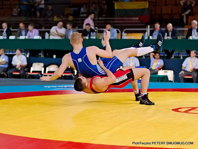 Junior European GrecoRoman Wrestling Championships Katowice june 2014