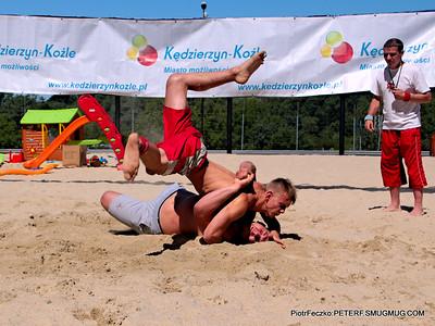 Poland Beach Wrestling Championships july 2015 Kedzierzyn Kozle