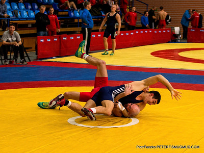 Poland GrecoRoman Wrestling Youth Championships Katowice october 2015