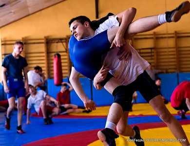 Polish National FreeStyle Wrestling Cadets Team Zakopane december 2014