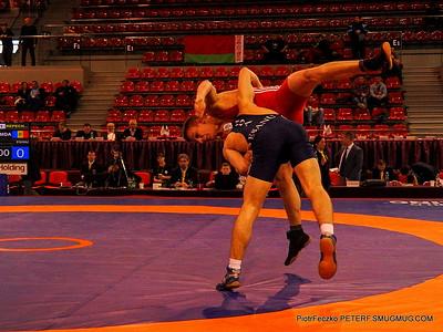U23 European Wrestling Championships Freestyle Walbrzych march 2015