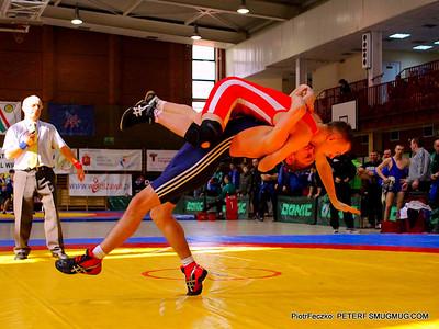 Wrestling GrecoRoman Poland Junior Cup Warsaw Targowek march 2014