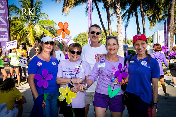 2014 - The Walk to End Alzheimers Treasure Coast