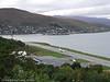 Widerøe lander på Narvik lufthavn, Framneslia