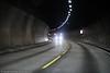 Trafikk, bil i tunnel, Fagernestunnelen, E6.