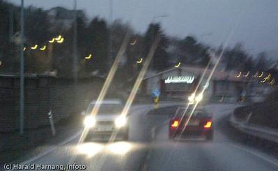 Trafikk E6, Ankenestrand.