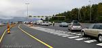 Bognes fergeleie på E6, sørsiden av Tysfjorden. Ferge mellom Bognes og Skarberget (E6-forbindelsen).