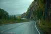 E6 sør for Narvik.