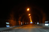 Riksvei 19, tunnell nær Trældal