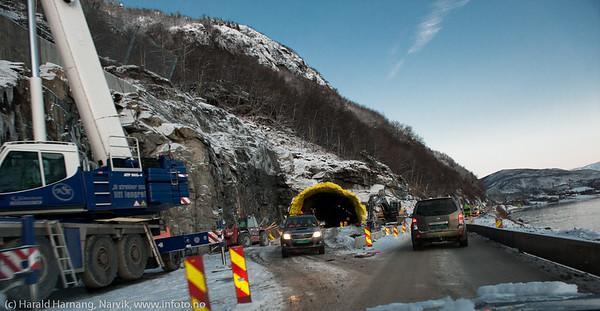 Leirviktunnelen 12. nov. 2014