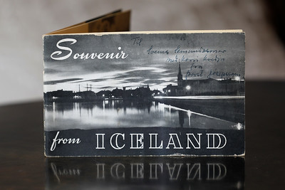 Souvenir from Iceland