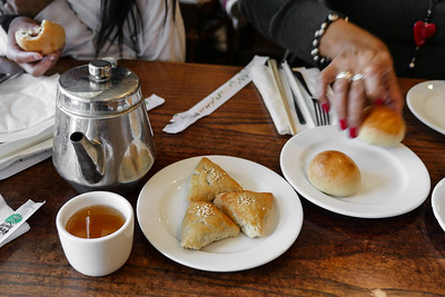 Dim Sum and Tea