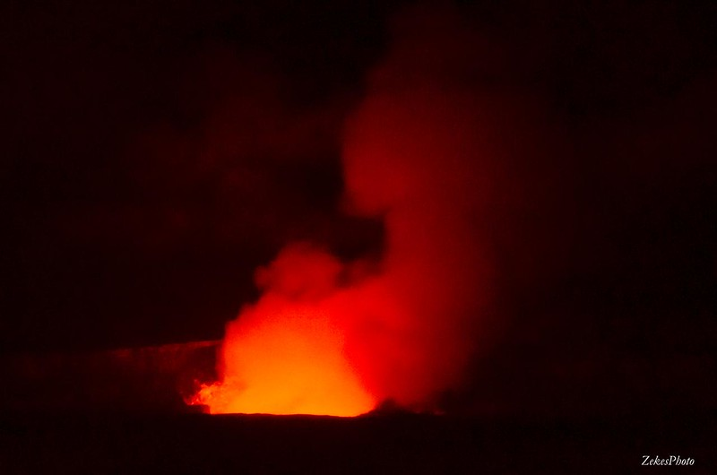 Late Night Kilauea 5-08-18