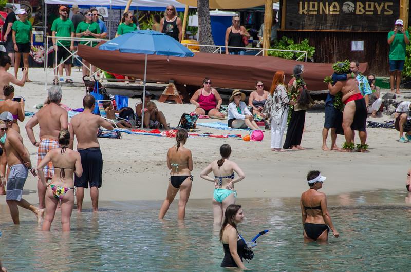 The Kona Brewers Festival, Hawaii