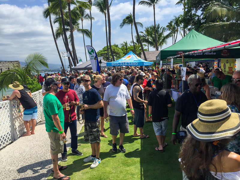 Kona Brewers Festival - Kona, Big Island, Hawaii