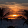 Kona Sunset- White Sands Village, Kona, HI. 11-21-2017