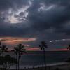 Sunset White Sands Beach Kona, HI 11-25-17