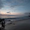 Sunset over Magic Sands Beach Kona, HI 11-29-17
