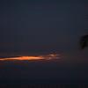 Sunset of Magic Sands Beach Kona, HI 11-27-17