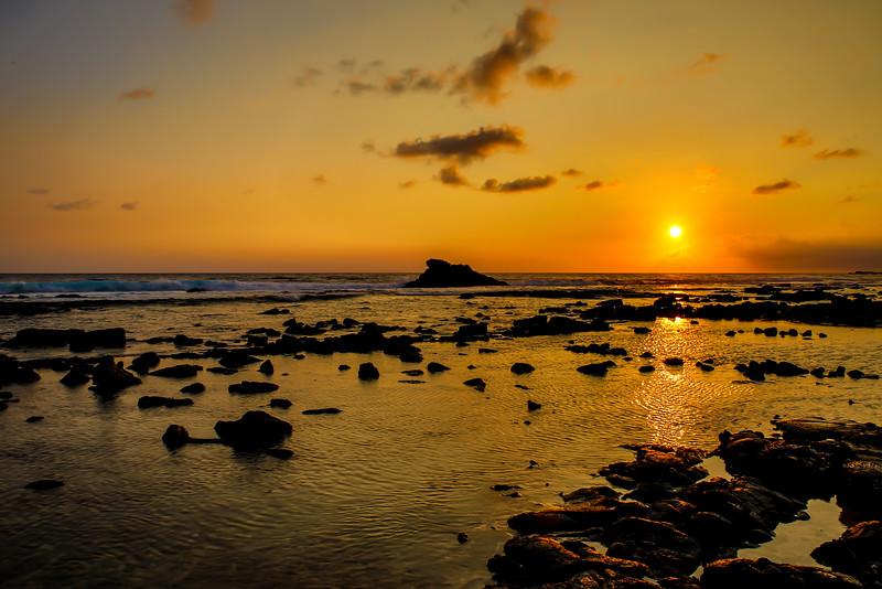 9-29 Kona Sunset