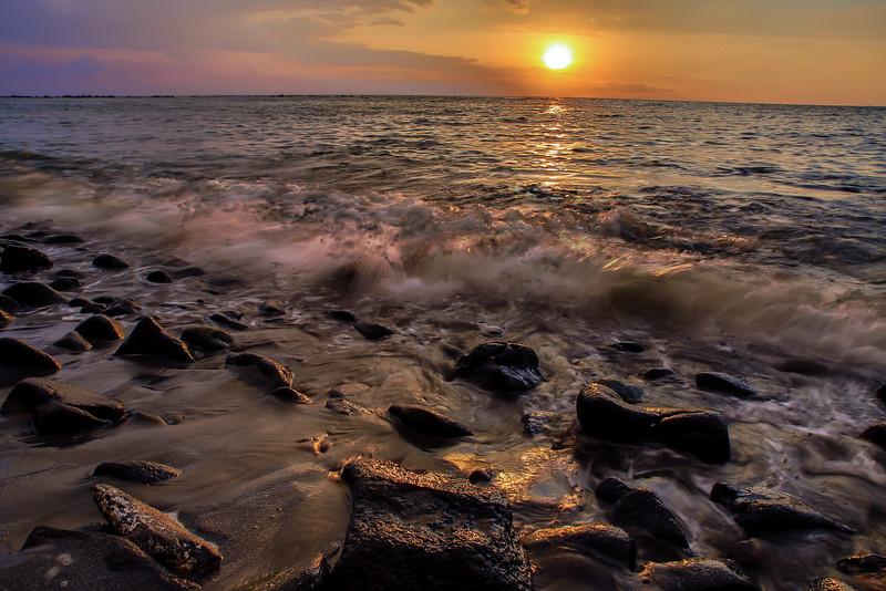 9-24 Kona Sunset
