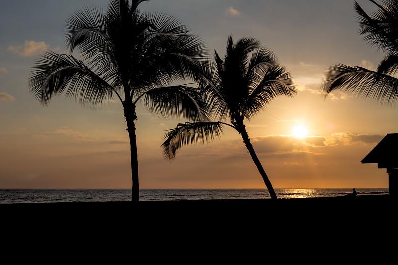 9-22 Kona Sunset