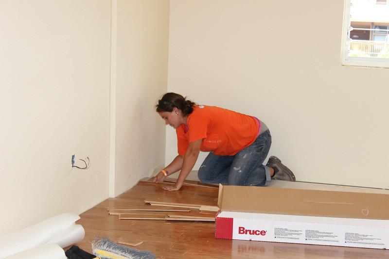 Constructing new dorms