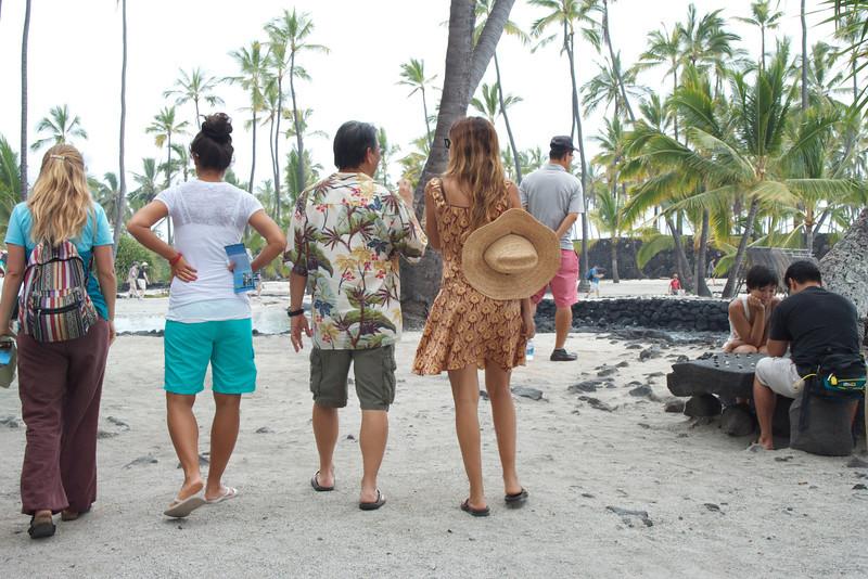 Pu`uhonua O Hōnaunau<br /> National Historical Park<br /> Hawai'i