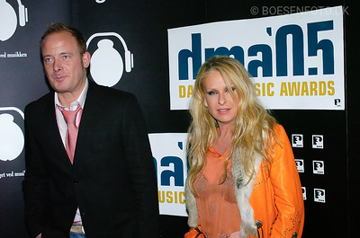 Danish Music Awards 2005 - KB Hallen - 05.03.05