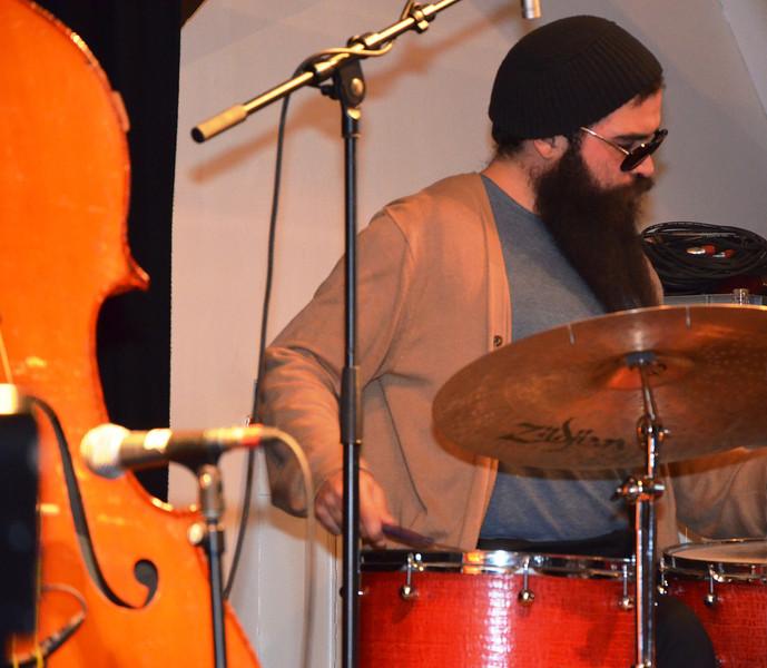 R.J. Miller i Holbæk Jazzklub 4.marts 2012