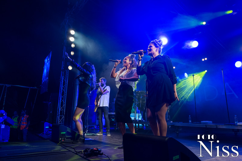 Blaa Scene, Ida Corr, Nibe, Nibe Festival, Nibe17,6711