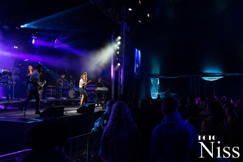 Blaa Scene, Ida Corr, Nibe, Nibe Festival, Nibe17,6727