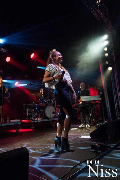 Blaa Scene, Ida Corr, Nibe, Nibe Festival, Nibe17,6588